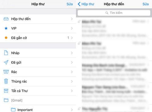 Đăng nhập Gmail trên iPhone, iPad không cần cài ứng dụng
