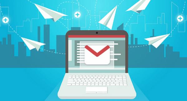 Nhanh chóng gửi và nhận thư điện tử