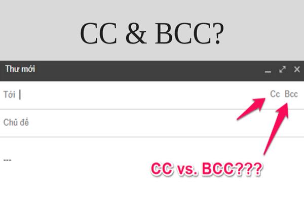 Tính năng CC và BCC