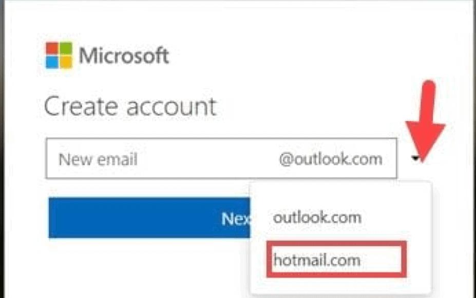 Cách tạo tài khoản hotmail vô cùng đơn giản
